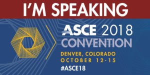 ASCE Speaking Convention