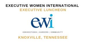 EWI Speaking Knoxville